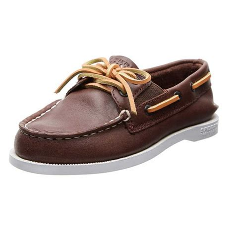 Top Boat Shoes 2015 by Sperry Top Sider A O Cb Boat Shoe Toddler Kid
