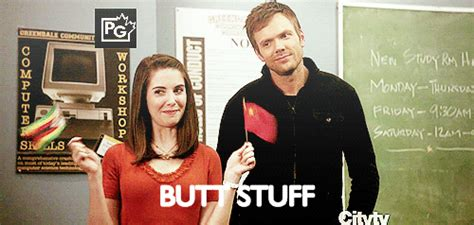 Tv Show Butt Stuff Gif  Find & Share On Giphy