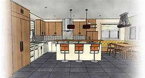chief architect interior software for professional With kitchen colors with white cabinets with hand drawn wall art
