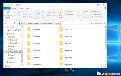 how to copy photos from iphone to windows how to transfer your iphone and photos to windows 10