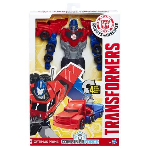 Transformers Titan Changer Optimus Prime Toys Bandm