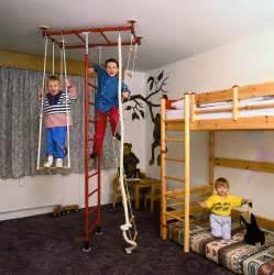 loft bed children jimmygym - Hochbett Kinderzimmer