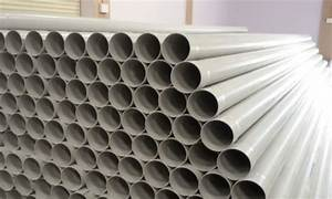 White 110 Mm Pvc Pipes  Thickness  1 3 Mm  Length Of Pipe