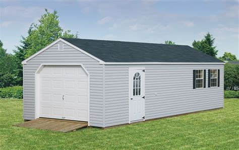 Amish Built Storage Sheds Tn by 10 215 16 Ranch Style With Tennessee Pergolas