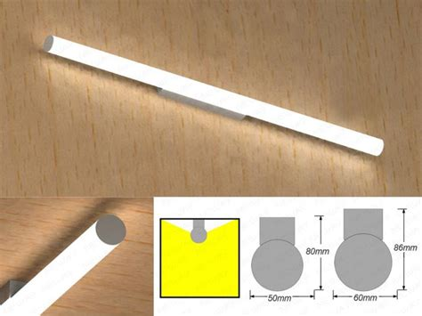 led wall sconce 24w 36w 48w led linear fluorescent wall