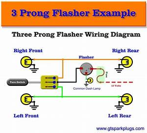 Turn Signal Relay Wiring Diagram