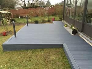 Terrasse En Composite : terrasse menuiserie douai nord ~ Melissatoandfro.com Idées de Décoration