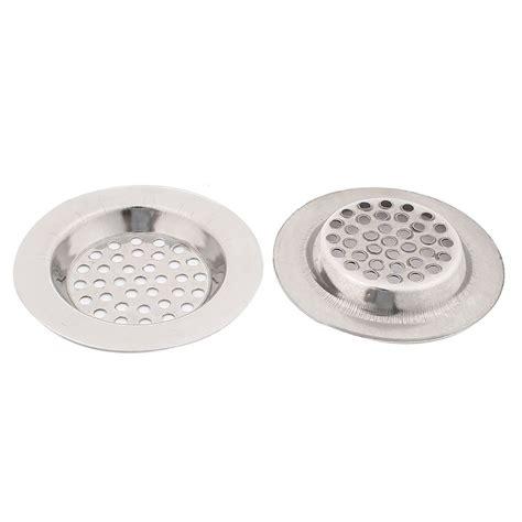 bathroom kitchen stainless steel basin sink drain strainer