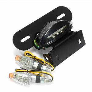 Motorcycle Led Rear Tail Brake Stop Turn Indicator Light