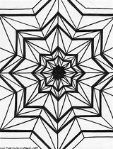 Kaleidoscope Coloring Pages Drawing Printable Patterns Mandala Happy Choose Thecoloringbarn Colors Getdrawings Children Wallfree Info Dari Disimpan Should sketch template