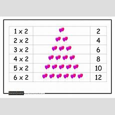 Visual Aids For Times Tables By Ram  Teaching Resources Tes