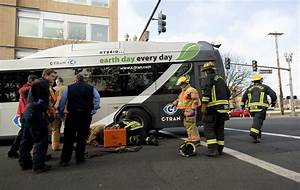 UPDATE: Fatal collision between C-Tran bus, pedestrian ...