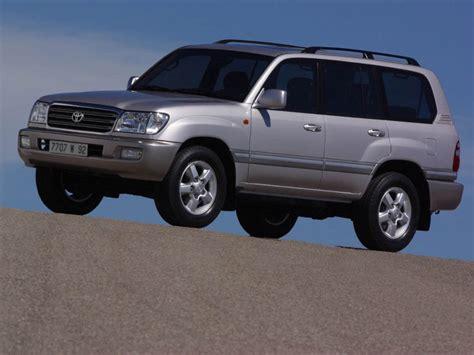 Toyota Land Cruiser 100 Series by 1998 Toyota Land Cruiser 100 Series Gallery 15785 Top Speed