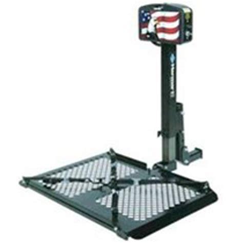 harmar al050 micro power wheelchair lift power
