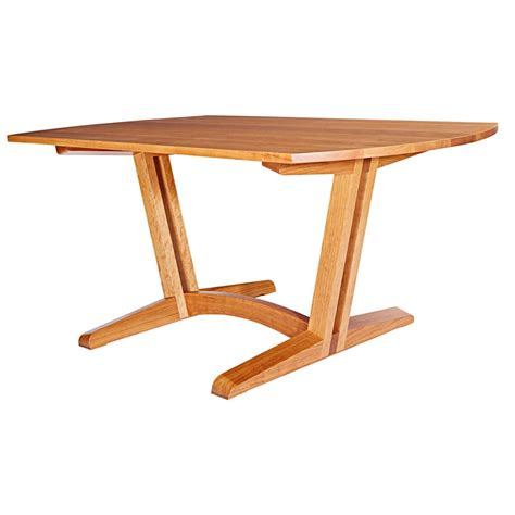 contemporary dining room table woodworking plan  wood magazine