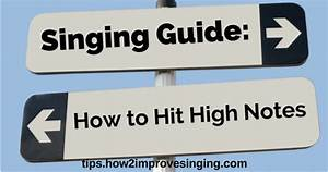 Ultimate Singing Guide: Singing High Notes