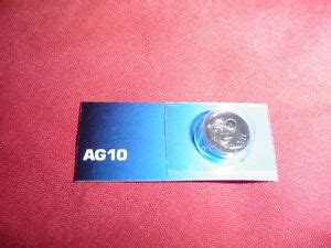Baterai Lr 1130w Ag 10 button cell battery ag10 lr1130 389 sr1130w 189 ebay