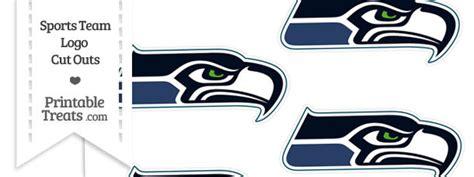 small seattle seahawks logo cut outs printable treatscom