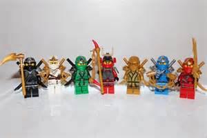 LEGO Ninjago Kai Jay Zane Cole