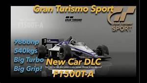 Dlc Gran Turismo Sport : gran turismo sport new dlc car 1980 39 s gran turismo f1500t a formula one car youtube ~ Medecine-chirurgie-esthetiques.com Avis de Voitures