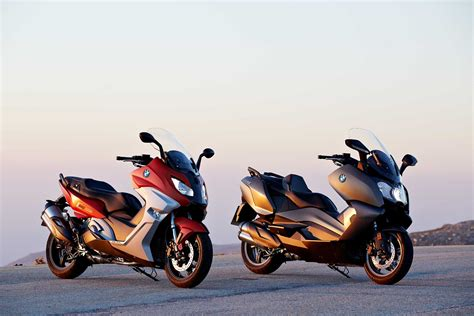 The New Bmw C 650 Sport. The New Bmw C 650 Gt