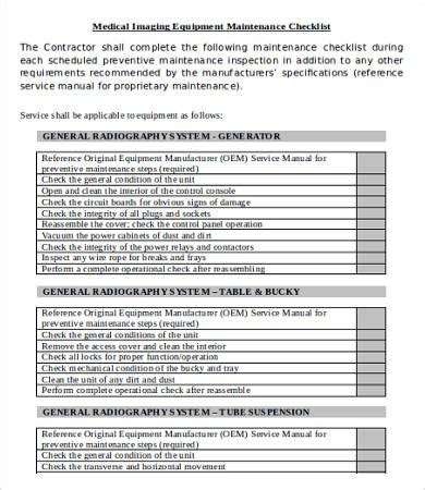 Equipment Checklist Template  9+ Free Word, Pdf Documents. Beach Party Invitation Template Free. Ms Access 2013 Templates. Expense Report Example. Softball Statistics Spreadsheet. Business Scorecard Template 530782. Interior Design Contract Templates. Professional Powerpoint Backgrounds Free Template. Santa Gift Tag Template