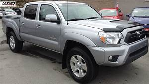 Used 2015 Toyota Tacoma Manual 4x4 Trd Sport Double Cab In