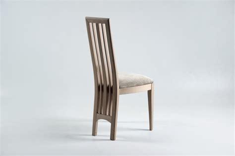 chaise dossier haut design chaise design en bois brin d 39 ouest