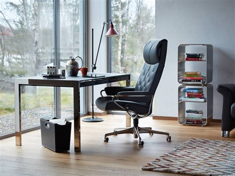fauteuil bureau stressless boutique officielle stressless à stressless