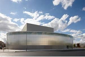 Miroiterie De L Ouest : salle de spectacle montaigu d 39 architectures ~ Premium-room.com Idées de Décoration