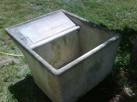 photo evier beton