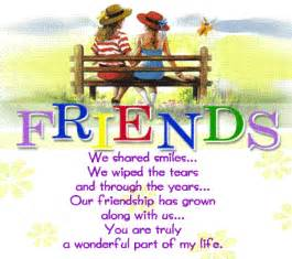 happy friendship day greetings card loving being
