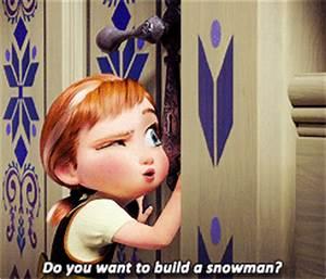 Do you want to build a snowman? - Princess Anna Photo ...