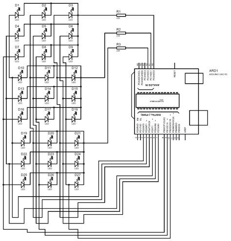 Lcd Wiring Diagram Free Schematic by Led Schematic Schematic Send104b