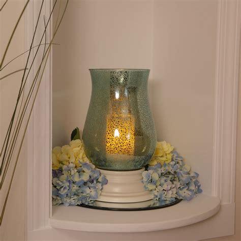 hurricane ls for candles alexandria mercury glass flameless candle hurricane