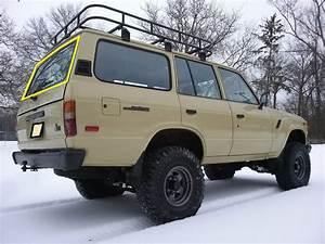 Toyota Landcruiser - 60 Series - 4wd 8  80-5  90