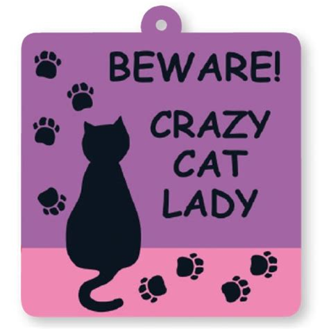 crazy cat lady picture image photo