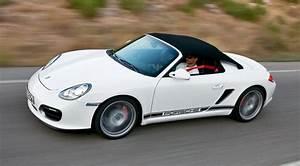 Porsche Boxster Spyder 2010 Review CAR Magazine