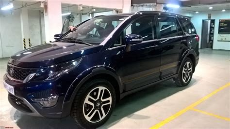 Tata Picture by Tata Hexa Official Review Page 106 Team Bhp