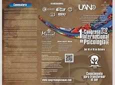 Primer Congreso Internacional de Psicología
