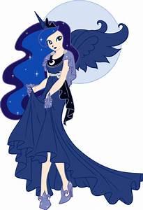 Princess Luna dress inspiration on Pinterest | Princess ...
