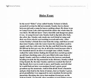 Write My Essay Paper Holes Essay On Stanley Paper Essay Writing also Student Life Essay In English Holes Essay Custom Admission Essay Editor For Hire Au Holes Essay  Student Life Essay In English