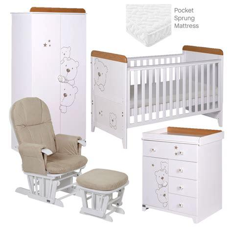 buy tutti bambini barcelona 5 room set nursery