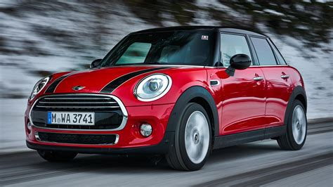 Mini One Cooper D Updated With New 7 Speed Dct