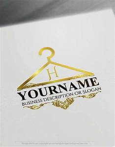 online logo maker camera logo design With clothing line logo maker