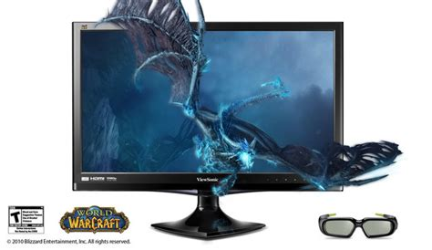 Review: ViewSonic makes 3D easy with new console-friendly ...