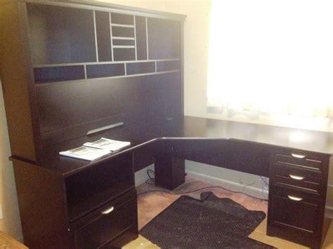 Furniture Fascinating Sauder Computser  Ee  Desk Ee   For Office