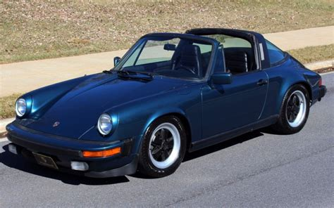 how to fix cars 1987 porsche 911 parking system sell used 1986 porsche 911 cabriolet m491 in jemez pueblo new mexico united states for us
