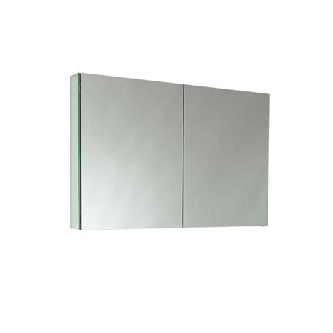 recessed mount medicine cabinet fresca 40 in w x 26 in h x 5 in d framed recessed or