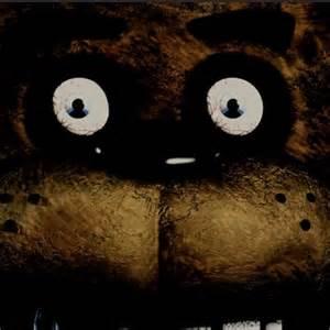 Face Freddy Fazbear